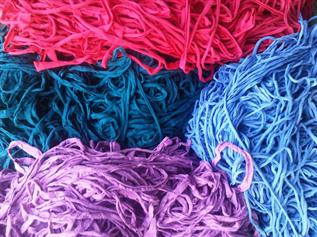 Blended Knitted Fabric