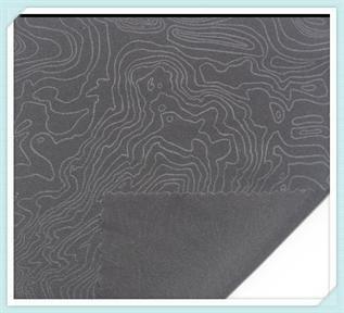 130gsm, 92%Polyester+8%Spandex, Melange, Plain