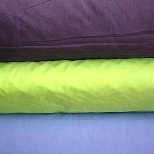 180 - 200 GSM, 45% Polyester / 55% Cotton, Dyed, Plain