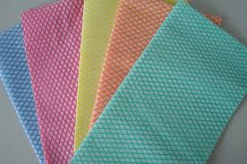 90 - 120 GSM, Polyester, Spun lace, For Disposable.(In Parlour)