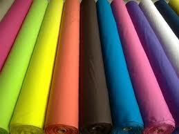 120 GSM, 65%Cotton/35% Polyester, Dyed, Plain