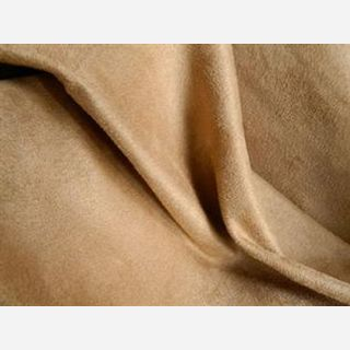 200 GSM, 100% Polyester, Dyed, Weft Knitted
