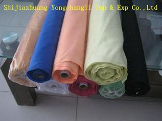105 gsm, 100% Polyester, Dyed, Plain