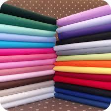 80-300 GSM, 100% Cotton, Dyed, Plain