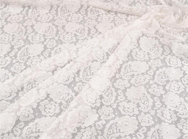lace knit fabric