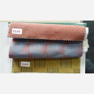60% Polyester 40% Cotton, Greige, Dobby, 120-130 gsm
