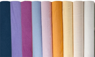 100-120 gsm, 100% Cotton , Greige, Plain