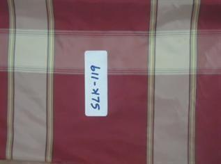 90 gsm, 100% Silk, Yarn dyed, Plain