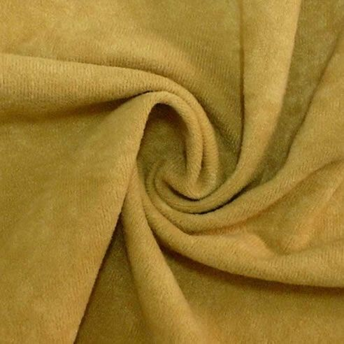 Velour Fabric-Knitted