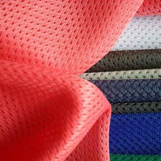 Mesh Fabric-Knitted