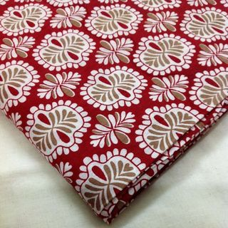 100% Cotton Printed and Dyed Fabric
