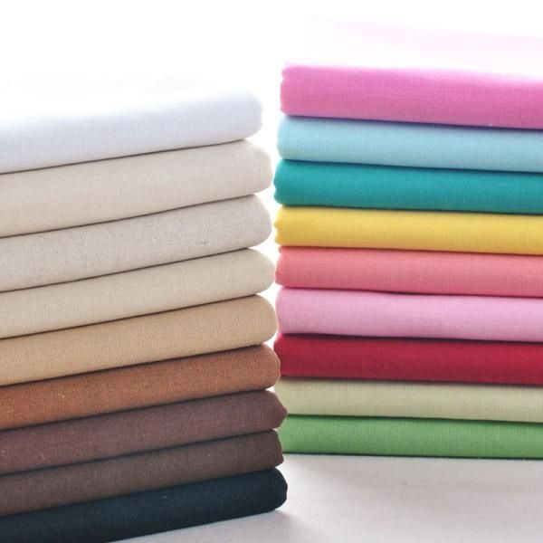 100% Cotton Cambric Fabric