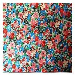 Printed 95% Cotton / 5% Lycra Knitted Fabric