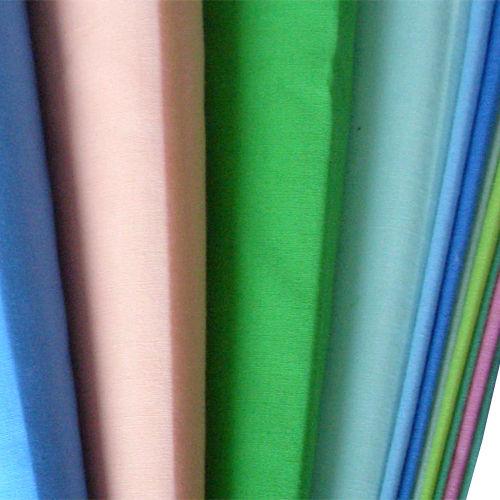 Dyed 100% Polyester Taffeta Fabric