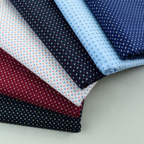 Cotton Yarn Dyed Checks Shirting Fabric