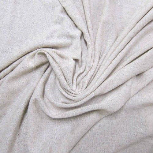 Hemp/Polyester/Elastane Fabric