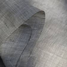 Organic Linen Organic Cotton Blended Fabric