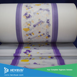Breathable laminated fabric-Nonwoven Fabric