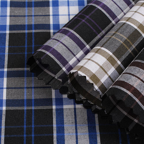 Stylish Plain Shirting Fabric