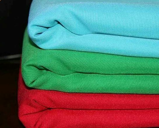 Dyed 100% Polyester Fabric