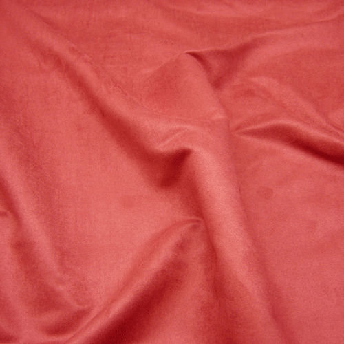 Plain Suede Fabric
