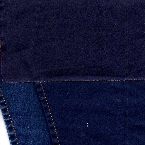 Satin Weave Denim Fabric