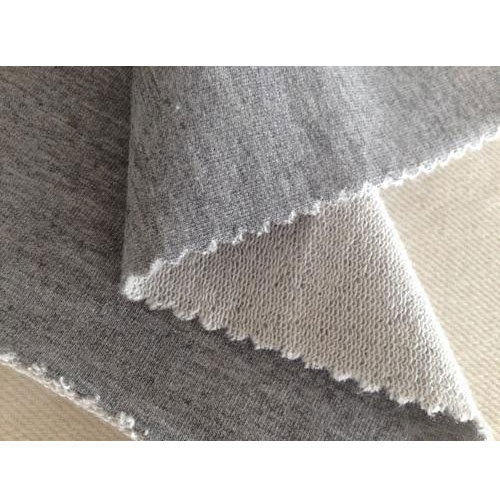 Knitted Polyester Loop Fabric