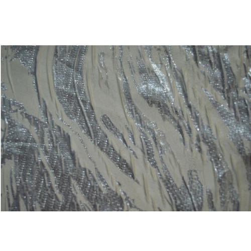 Knitted Polyester Jacquard Fabric