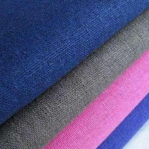 Rayon Linen Blend Fabric