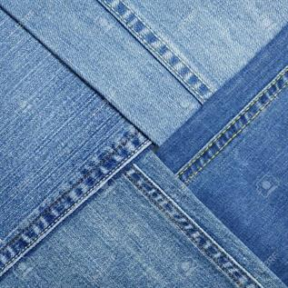Cotton Polyester Lycra Denim Fabric