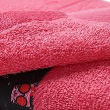 Cotton Knitted Terry Towel Fabric