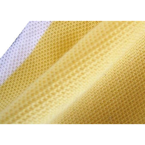 Pique Knitted Cotton Fabric