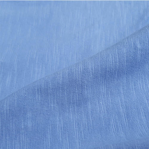 Organic Cotton Elastane Blended Fabric