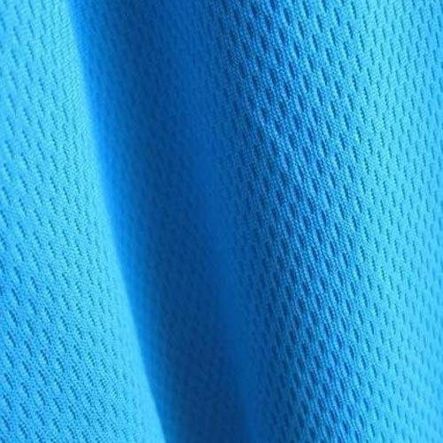 Polyester Honey Comb Rice Knit Fabric