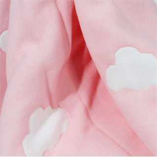 Muslin Twill Fabric