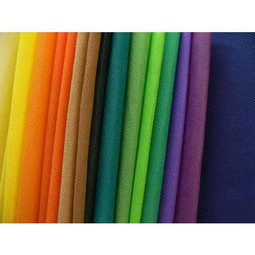 Spunlace Plain Non wowen Fabric