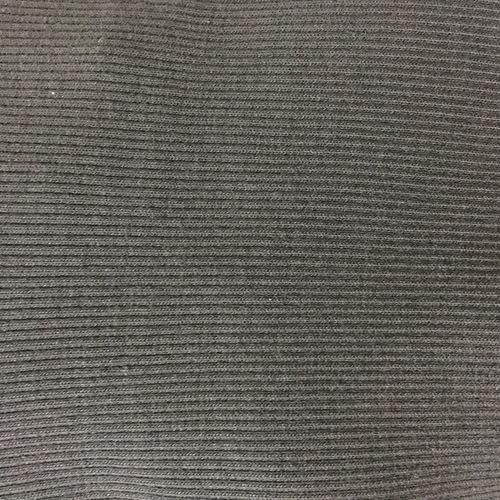 Knitted Cotton Rib Fabric