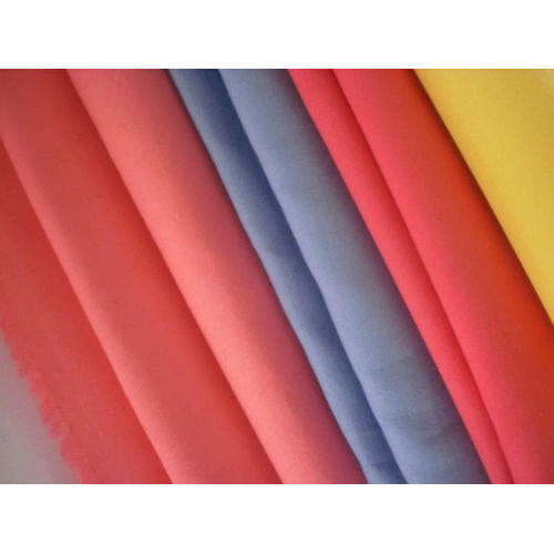 Georgette Dyed Fabric