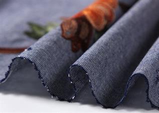 Denim Cotton Fabric