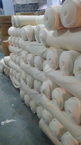 Single Jersey Cotton Knitted Fabric