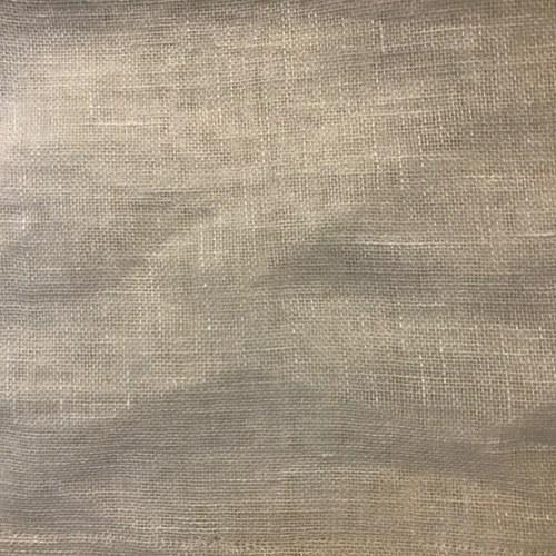 Raw Plain Linen Fabric