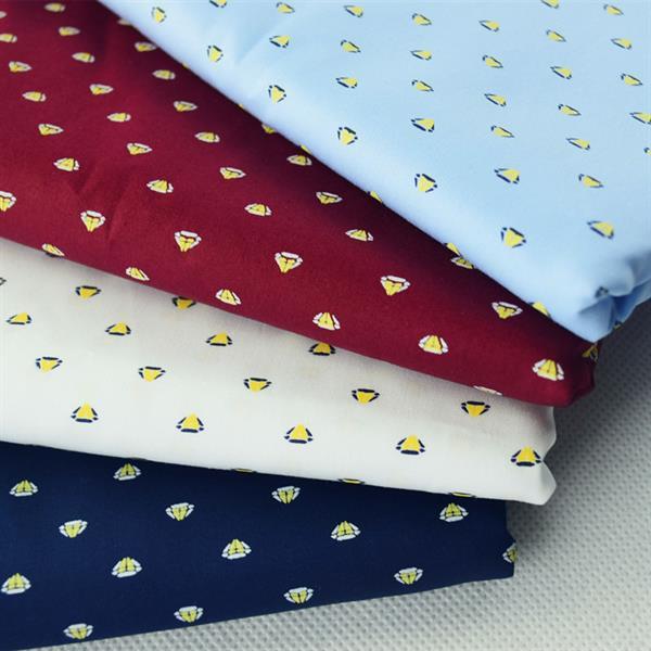 Printed Shirting Fabric