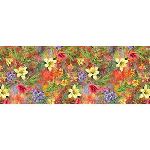 Polyester Kurti Fabric