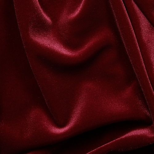Korean Velvet Fabric