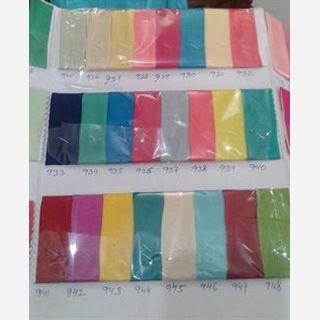 Dyed Satin Fabric