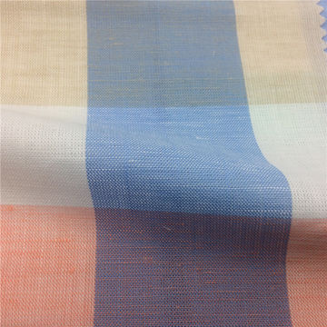 Finished Soft Linen Fabric