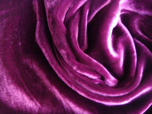 Velvet Burnt Fabric