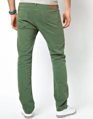 Denim Dyed Jeans