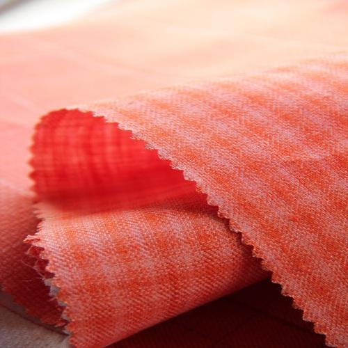Checks Linen Fabrics Manufacturers
