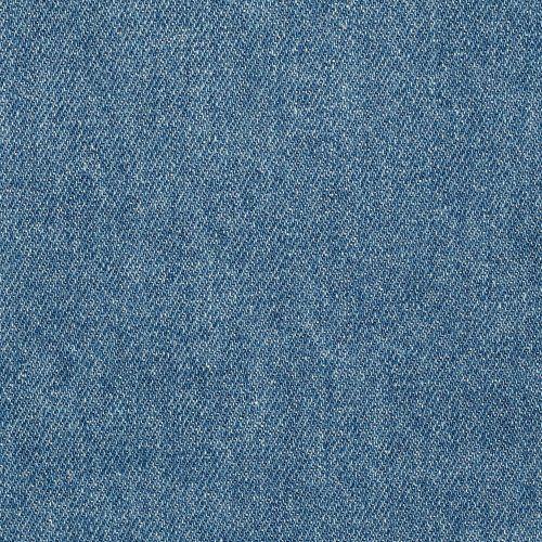 Stone Washed Denim Fabric